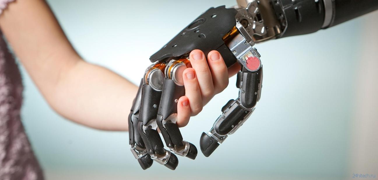 Первый в мире человек с механической рукой: chyyr 26