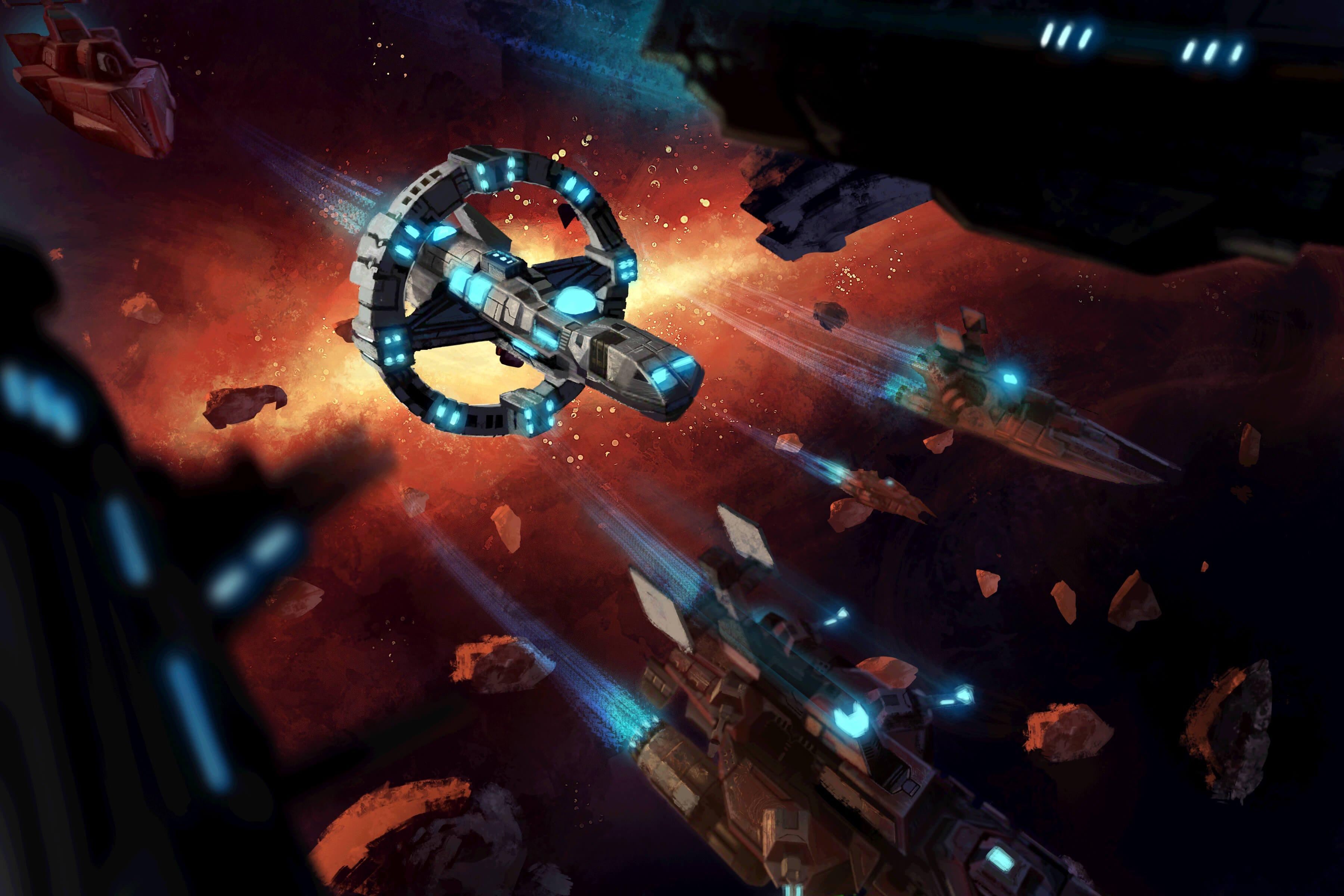 Секс в космосе игры 5 фотография